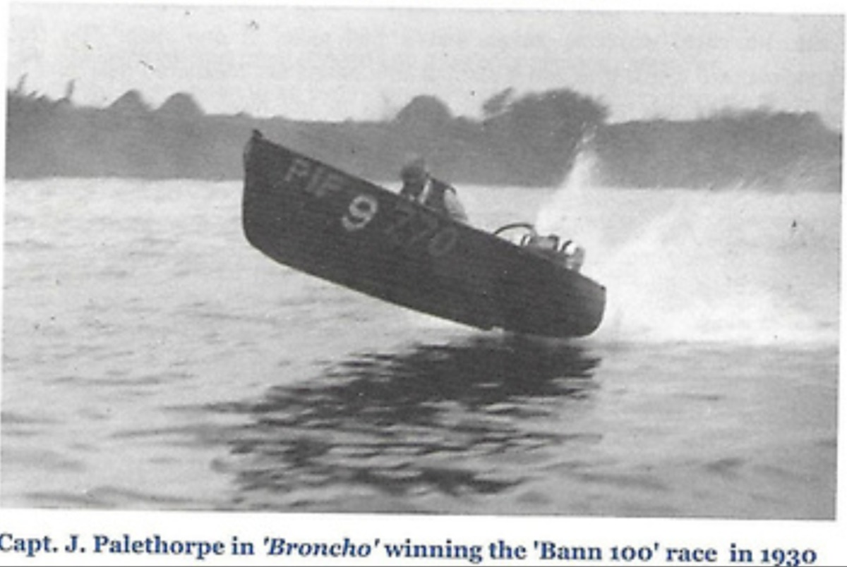You may know that the Titanic set sail from its last port of call in Cobh, but Cobh also held the first-ever motorboat race in 1903. The Harmsworth Cup.